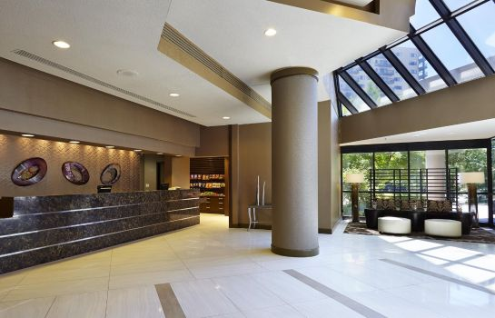 Lobby Embassy Suites by Hilton Crystal City National Airport