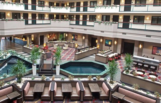 Hotelhalle Embassy Suites by Hilton Dulles Airport
