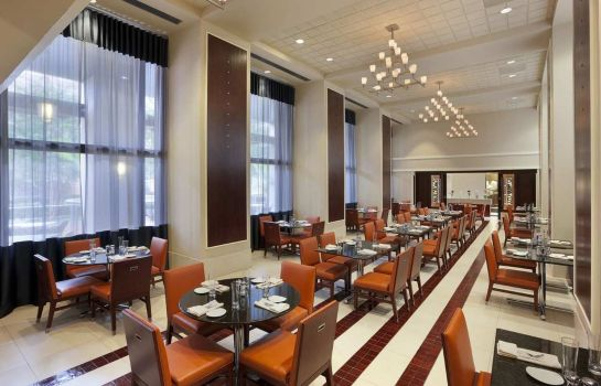 Restaurant Embassy Suites by Hilton Alexandria Old Town