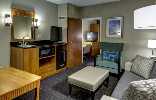 Suite Embassy Suites by Hilton Williamsburg