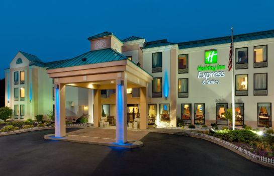 Exterior view Holiday Inn Express & Suites ALLENTOWN CEN - DORNEYVILLE