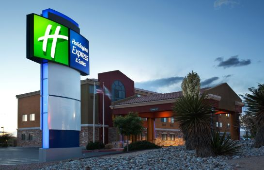 Vista esterna Holiday Inn Express & Suites ALBUQUERQUE-N. BALLOON FSTA PK