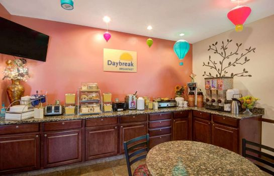 Hotelhalle Days Inn & Suites by Wyndham Airport Albuquerque