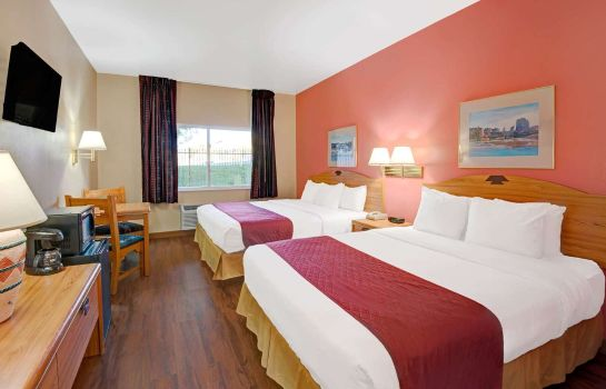 Zimmer Days Inn & Suites by Wyndham Airport Albuquerque