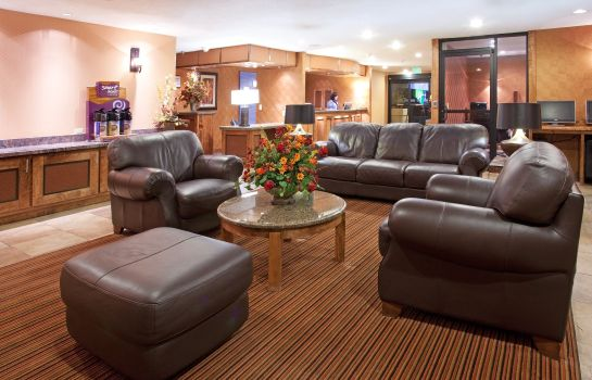 Hotelhalle Holiday Inn Express ALBUQUERQUE (I-40 EUBANK)