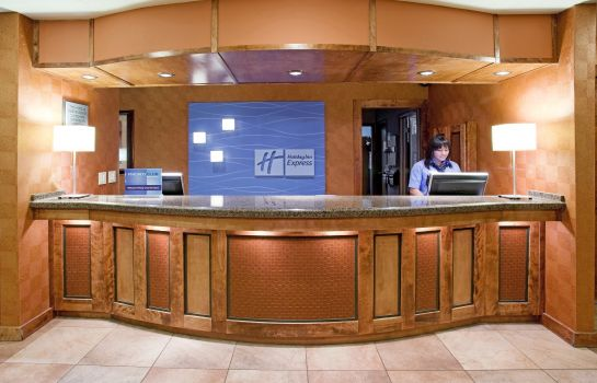 Hotelhalle SureStay Plus Hotel by Best Western Albuquerque I40 Eubanks