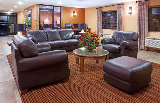 Hol hotelowy Holiday Inn Express ALBUQUERQUE (I-40 EUBANK)