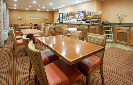 Restaurant SureStay Plus Hotel by Best Western Albuquerque I40 Eubanks