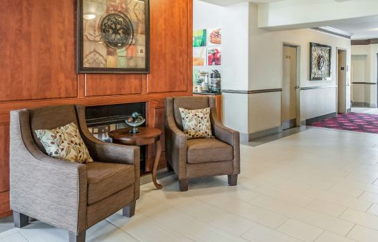 Hotelhalle Quality Inn and Suites Albuquerque