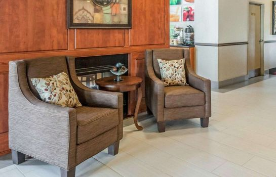 Lobby Quality Inn and Suites Albuquerque Quality Inn and Suites Albuquerque