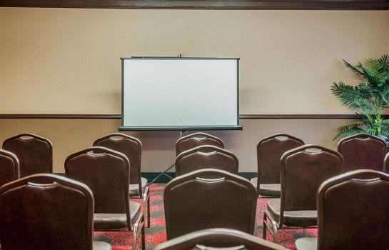 Conference room Quality Inn and Suites Albuquerque Quality Inn and Suites Albuquerque
