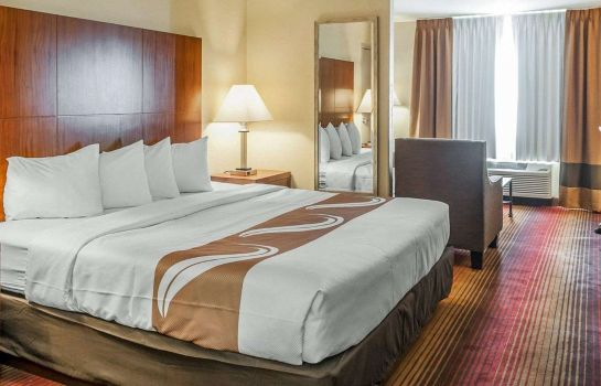 Chambre double (confort) Quality Inn and Suites Albuquerque