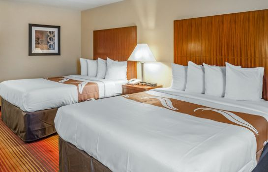 Zimmer Quality Inn and Suites Albuquerque