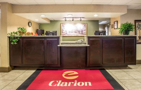 Lobby CLARION INN AND SUITES AIKEN CLARION INN AND SUITES AIKEN