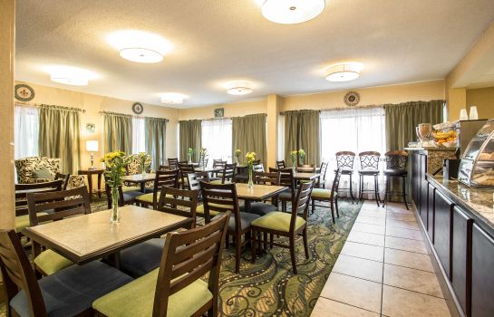 Restaurant CLARION INN AND SUITES AIKEN CLARION INN AND SUITES AIKEN