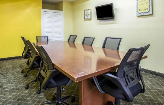 Conference room Clarion Inn & Suites Aiken
