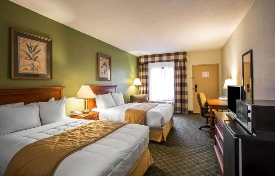 Double room (superior) CLARION INN AND SUITES AIKEN CLARION INN AND SUITES AIKEN