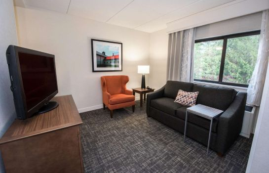 Suite Hampton Inn Albany Western Ave University Area NY