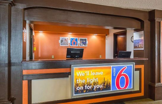 Hol hotelowy MOTEL 6 CROSSROADS MALL-WATERLOO