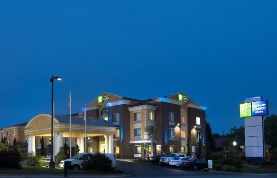 Exterior view EX 19B) Holiday Inn Express & Suites ANDERSON-I-85 (HWY 76