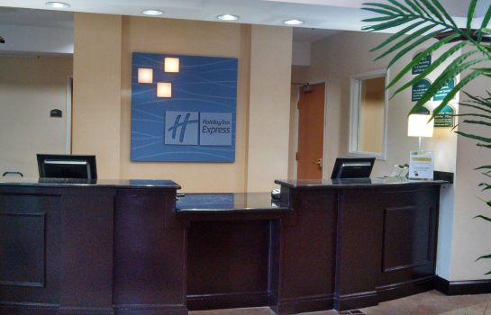 Lobby EX 19B) Holiday Inn Express & Suites ANDERSON-I-85 (HWY 76