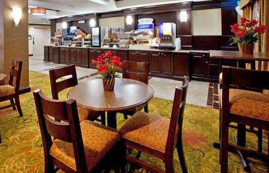 Restaurant EX 19B) Holiday Inn Express & Suites ANDERSON-I-85 (HWY 76