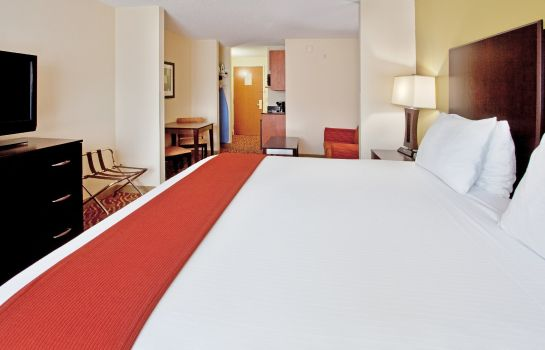 Suite EX 19B) Holiday Inn Express & Suites ANDERSON-I-85 (HWY 76
