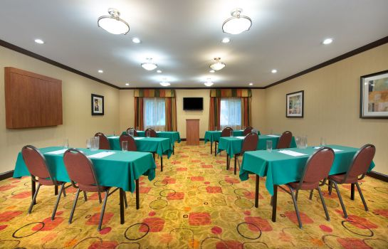 Conference room EX 19B) Holiday Inn Express & Suites ANDERSON-I-85 (HWY 76