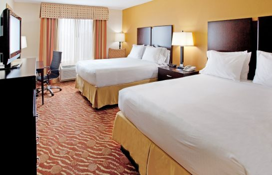 Kamers EX 19B) Holiday Inn Express & Suites ANDERSON-I-85 (HWY 76