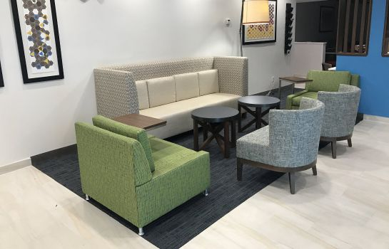 Hotelhalle Holiday Inn Express NAPLES SOUTH - I-75