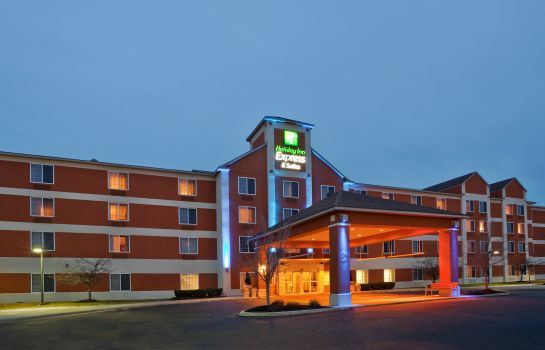Vista esterna Holiday Inn Express & Suites ANN ARBOR