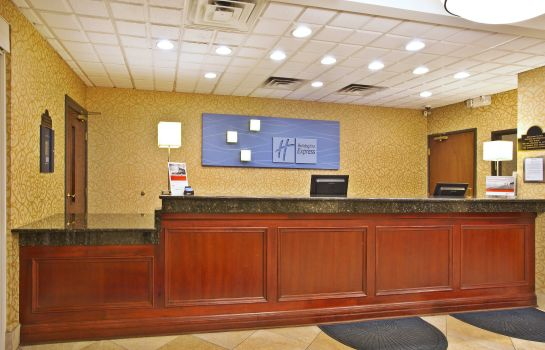 Hall Holiday Inn Express & Suites ANN ARBOR