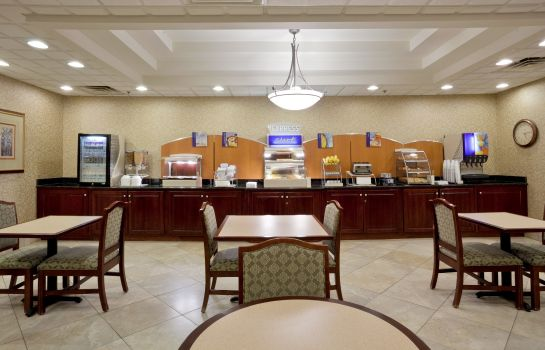 Ristorante Holiday Inn Express & Suites ANN ARBOR