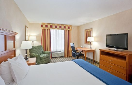 Zimmer Holiday Inn Express & Suites ANN ARBOR