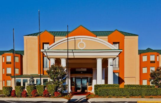 Außenansicht Holiday Inn Express & Suites NASHVILLE-I-40&I-24(SPENCE LN)
