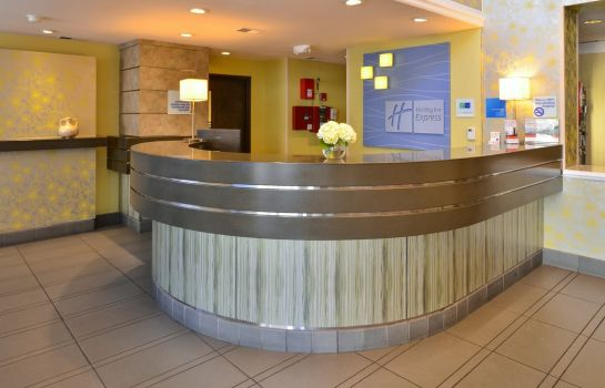 Hotelhalle Holiday Inn Express & Suites BERKELEY