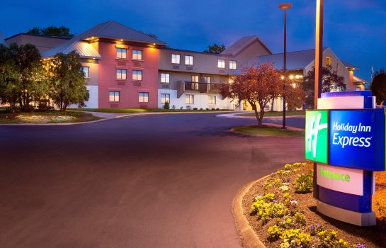 Außenansicht Holiday Inn Express NASHVILLE AIRPORT