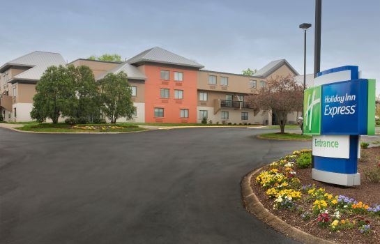 Vista esterna Holiday Inn Express NASHVILLE AIRPORT