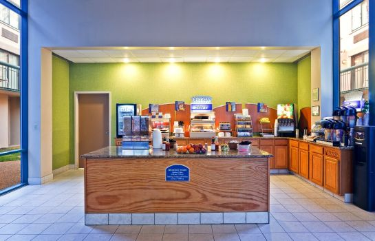 Restaurant Holiday Inn Express NASHVILLE AIRPORT