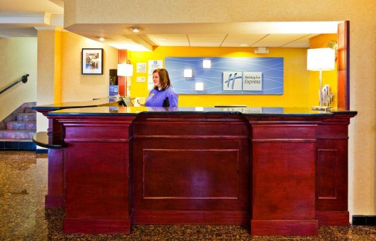 Hotelhalle Holiday Inn Express & Suites NASHVILLE-I-40&I-24(SPENCE LN)
