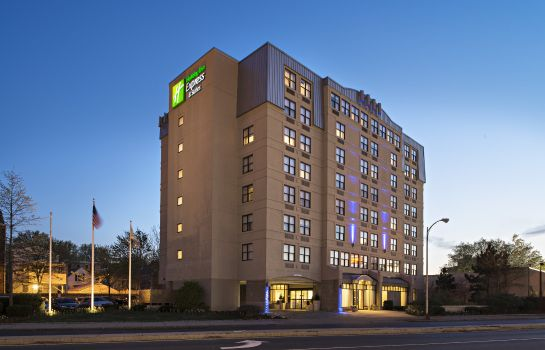 Außenansicht Holiday Inn Express & Suites BOSTON - CAMBRIDGE