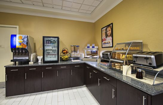 Restaurante Holiday Inn Express & Suites BOSTON - CAMBRIDGE
