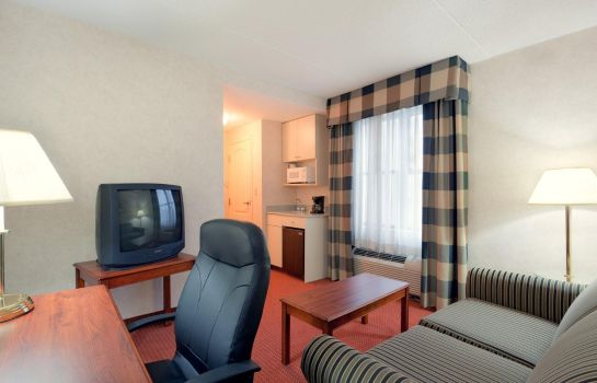 Suite Holiday Inn Express & Suites BOSTON - CAMBRIDGE