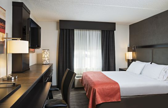Chambre Holiday Inn Express & Suites BOSTON - CAMBRIDGE