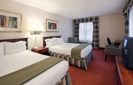 Zimmer Holiday Inn Express & Suites BOSTON - CAMBRIDGE