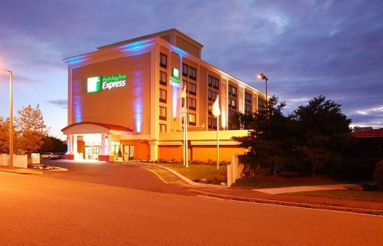 Exterior view Holiday Inn Express BOSTON