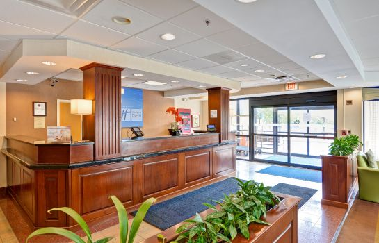 Hotelhal Holiday Inn Express BOSTON