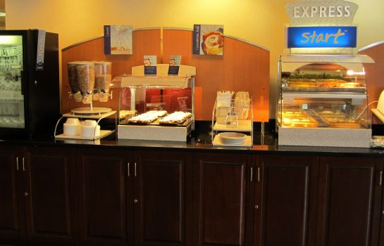 Restaurant Holiday Inn Express BOSTON
