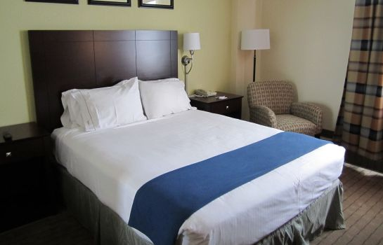 Zimmer Holiday Inn Express BOSTON