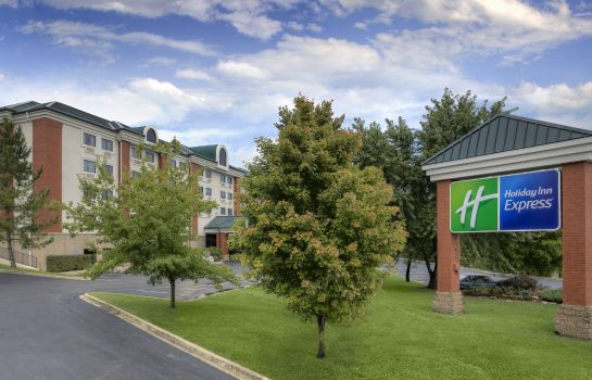 Außenansicht Holiday Inn Express BRANSON-GREEN MOUNTAIN DRIVE